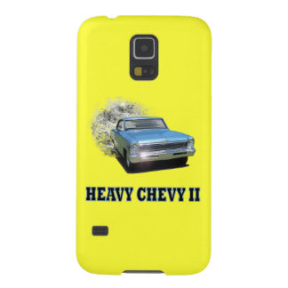 Case-Mate With Chevy II Drag Racing Design