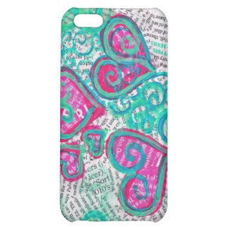 Case of Hearts Case For iPhone 5C