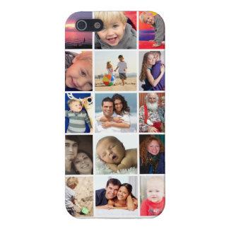 Case Savvy Glossy Finish Instagram Photo Collage