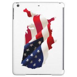 Case Savvy Glossy Finish iPad Air Case with Mastiff Phone Cases design