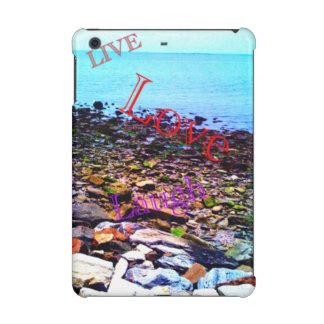Case Savvy Glossy iPad Mini 2 & 3 case. Beach iPad Mini Retina Cover