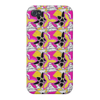 Case Savvy iPhone 4 Glossy Finish Case Cover For iPhone 4