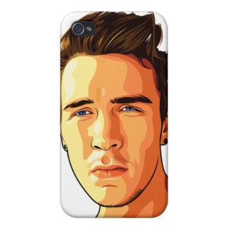 Case Savvy iPhone 4 Matte Finish Case