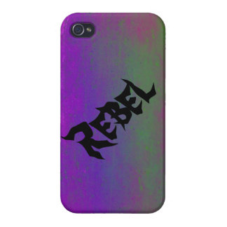 Case Savvy iPhone 4~Rebel