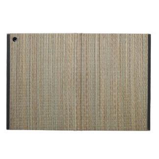 Case: Straw Mat iPad Air Case
