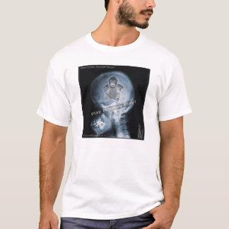 Case Study: Cymbal Player T-Shirt
