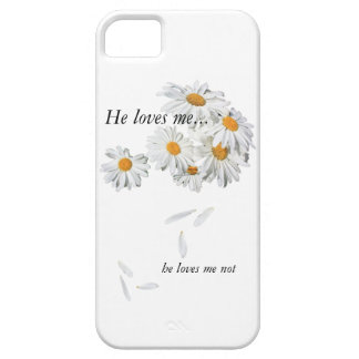case with: he loves me, he loves me not