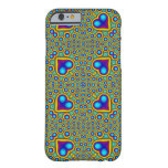 caseA Circle and hearth patterncase iPhone 6 Case