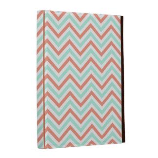Caseable Case iPad Retro Zig Zag Chevron Pattern iPad Folio Cases