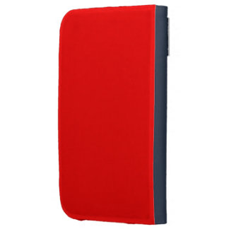 Caseable Kindle Folio red Kindle 3 Cover