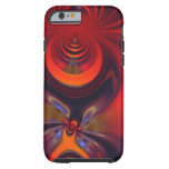 caseAmber Goddess – Orange and Gold Passioncase iPhone 6 Case