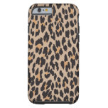 caseAnimal Spotted Leopard - Brown Blackcase iPhone 6 Case