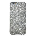 "caseBlack and White ""Silver"" granite Patterncase iPhone 6 Case"