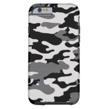 caseBlack Camo -Case for iPhone5case iPhone 6 Case