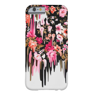 caseChange of Heart, melting floral patterncase iPhone 6 Case