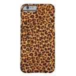 caseCheetah patterncase iPhone 6 Case