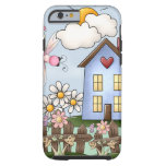 caseCute Country Folk Art Picturecase iPhone 6 Case