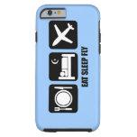 caseeat sleep flycase iPhone 6 case