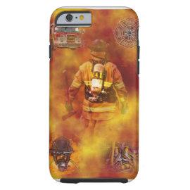 caseFirefightercase iPhone 6 Case