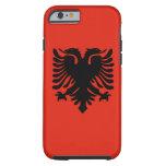 caseFlag of Albaniacase iPhone 6 Case