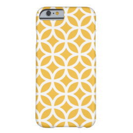 caseGeometric Solar Yellow case iPhone 6 Case