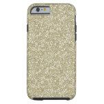 caseGold Glittercase iPhone 6 Case