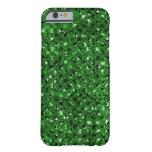 caseGreen Sequin Effect Phone Casescase iPhone 6 Case