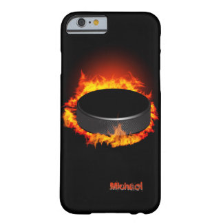 caseiPhone 6 caseBurning Hockey PuckiPhone 6CaseiP iPhone 6 Case