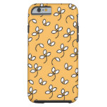 caseiPhone 6 caseCHICiPhone 6 case 56 YELLOW/.WHIT iPhone 6 Case