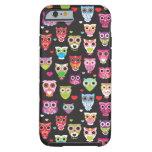 caseiPhone 6 caseCute retro owl pattern illustrate iPhone 6 Case