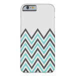 caseiPhone 6 caseiPhone 6 caseBlue & Gray Chevroni iPhone 6 Case