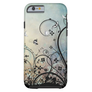 caseiPhone 6 caseiPhone 6 caseBlue Skies & Butterf iPhone 6 Case