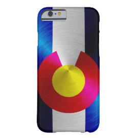 caseiPhone 6 caseiPhone 6 caseColorado Flag; metal iPhone 6 Case