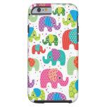caseiPhone 6 caseiPhone 6 caseColorful elephant ki iPhone 6 Case