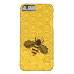 caseiPhone 6 caseiPhone 6 caseHoneybee on a Gold H iPhone 6 Case