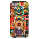 caseiPhone 6 caseiPhone 6 caseRobot Clock Recycled iPhone 6 Case