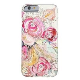 caseiPhone 6 caseNeon Blooms iPhone CaseiPhone 6 c iPhone 6 Case