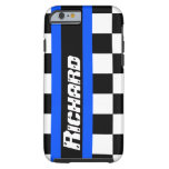 caseiPhone 6 caseRacing auto sports chequered flag iPhone 6 Case
