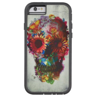 caseiPhone 6 caseSkull Flower case XtremeiPhone 6  iPhone 6 Case