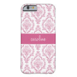 caseiPhone 6 caseStylish Damask iPhone Cases (Pink iPhone 6 Case