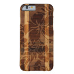 caseKeokea Beach Faux Wood Surfboardcase iPhone 6 Case