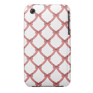 casemate #1 bows iPhone 3 case