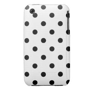 casemate #1  dots Case-Mate iPhone 3 case