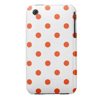 casemate #1 TANGERINE 20 Case-Mate iPhone 3 Cases