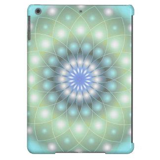 CaseMate iPad Air case Soft Turquoise Mandala