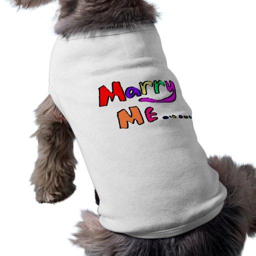 cáseme #2 ropa para mascota