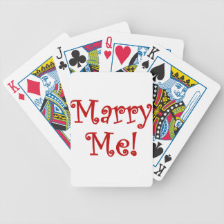 ¡Cáseme! Baraja Cartas De Poker