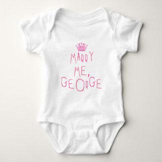 Cáseme, George Body Para Bebé