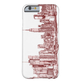 caseNew York skylinecase iPhone 6 Case