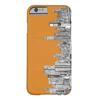 caseNYC In orangecase iPhone 6 Case